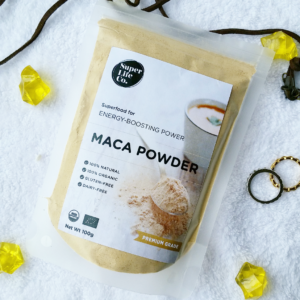 Maca Powder - Superlife Co
