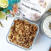 Mixed Quinoa Oats | Superlife Co