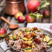 Red Quinoa Salad | Superlife Co