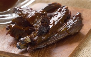 Maca Coffee Spare Ribs