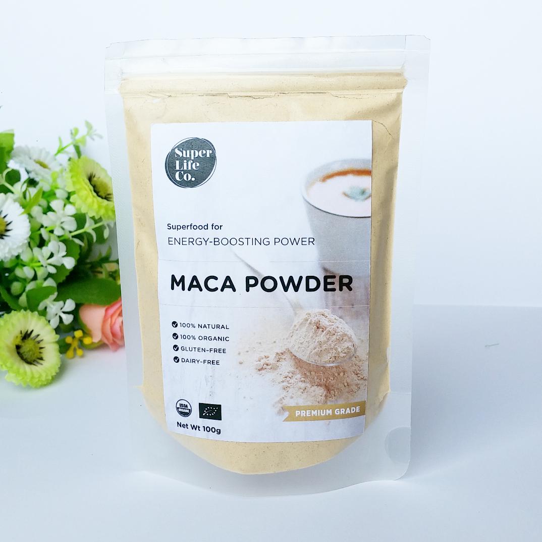Gelantinized Maca Powder