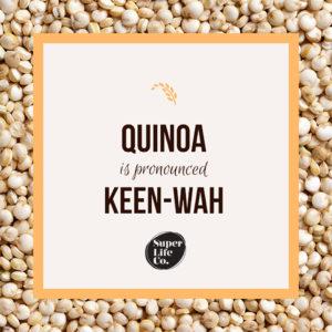 quinoaiskeenwah