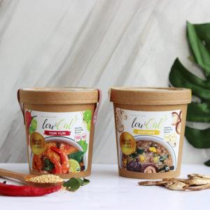 Instant Quinoa Cup