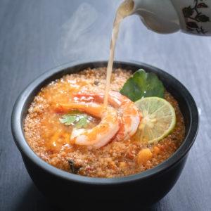 Tomyum Soup