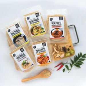Asian Quinoa Meal Prep